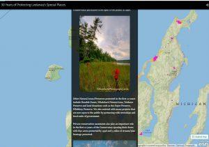 Sutton Bay Michigan Map.Home The Leelanau Conservancythe Leelanau Conservancy Conserving