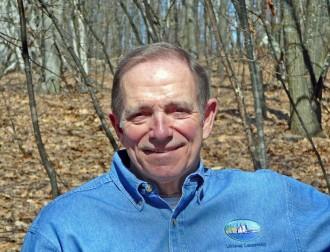 Board--Erb, John spring woodland shot