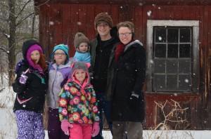Graves Family at DeYoung
