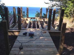 Boardwalk in progress smaller size for web