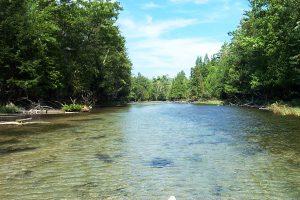 Crystal River-Ripples